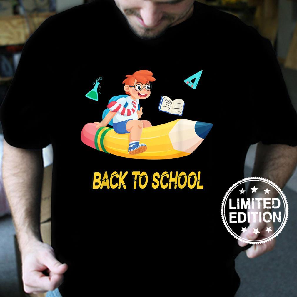 Welcome Back To School Back To School Shirt