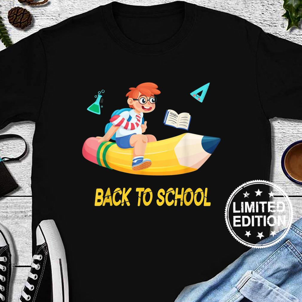 Welcome Back To School Back To School Shirt long sleeved